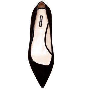 Giorgio Armani Ballerina Pointed Flat